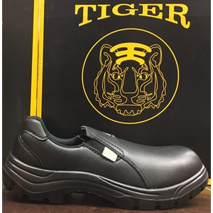 Soulier Enfilable Ultra-Light Noir TIGER