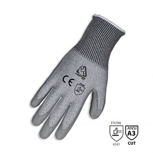 WORKTUFF cut resistant gloves level 5