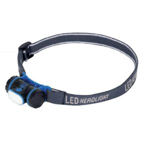 Lampe frontale 150 L. batteries STARTECH