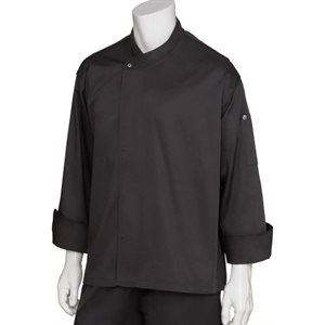CHEFWORKS ''NEW YORKER'' cool vent chef coat