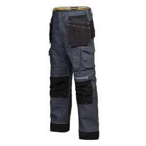 TERRA Brick canvas work pants