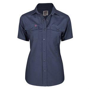 Chemise de travail femme M / C P&F