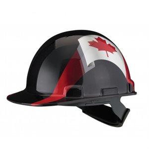 Dynamic Safety Hard Hat Printed
