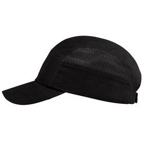 Dynamic baseball style bump cap