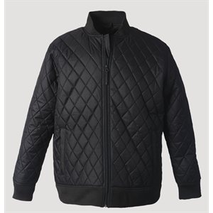 CANADA SPORTSWEAR pola-quilted bomber