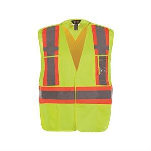 CANADA SPORTSWEAR Hi-vis Safety vest