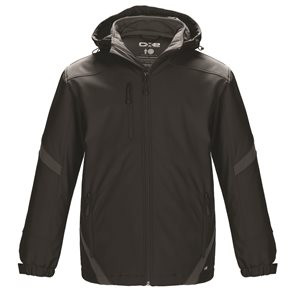 Softshell doublé 2 tons CS
