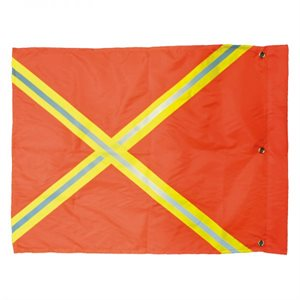 Safety Flag with reflection Bands