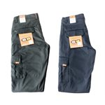 Pantalon doublé cargo ''ROCKY'' Orange River