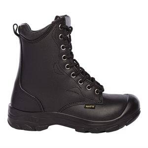 Pilote & Filles Boots steel toe & plate