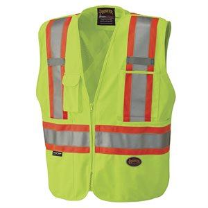 PIONEER Hi-vis safety vest