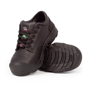 Pilote & Filles women's steel toe safety shoes