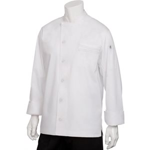 CHEFWORKS ''LYSS'' V-series chef coat